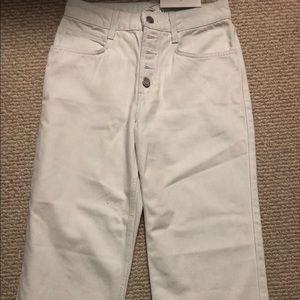Women's ALC Denim Pants